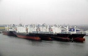 flota ociosa