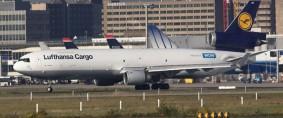 Lufthansa Cargo transportó 1,6 millones de ton en 2015