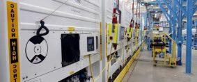 Fábrica de contenedores reefers de Maersk cierra en Chile