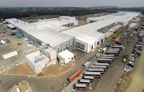 fábrica de contenedores