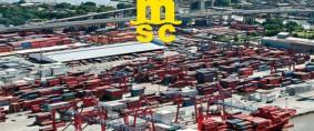 MSC adquirió el 50% de Exolgan, la mayor terminal de contenedores del país