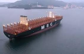 el MSC Gülsün