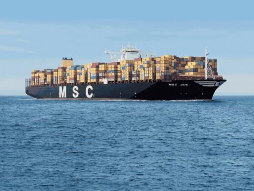 MSC contra las emisiones de CO2