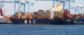 MSC controla terminal de contenedores en Las Palmas