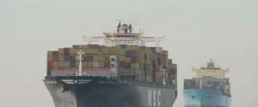 Los costos de construcción de mega-buques