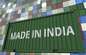 En India