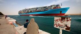 Asia/Costa Este de USA: Maersk utilizará el Canal de Suez y no el de Panamá