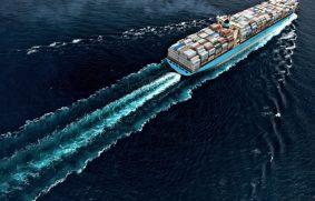 Guerra comercial. Maersk una de las primeras víctimas