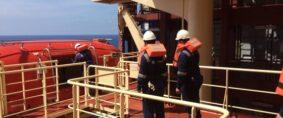 Día de la gente de mar. Sí, son trabajadores clave.