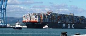 El impacto de los mega-buques en las cadenas de suministro