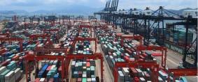 Los puertos del mundo mejor conectados