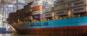 CMA-CGM compra Mercosul Line a Maersk