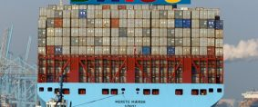 Comercio en contenedores crece entre países del BRICS