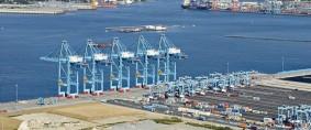 Inversiones logísticas en los puertos de EE.UU.