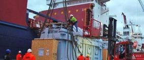 Trabajadores portuarios realizan paro nacional