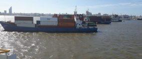 Barcos de Paraguay podrían dejar de operar en Montevideo