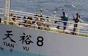 piratas en el Golfo de Guinea