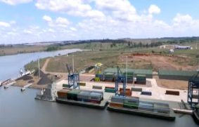 Puerto de Posadas, apertura de sobres