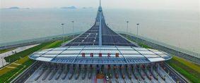 El puente marítimo más largo del mundo abierto al tráfico