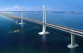 puente marítimo