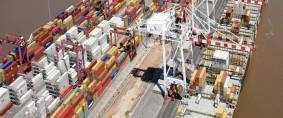 Ranking portuario latinoamericano de CEPAL