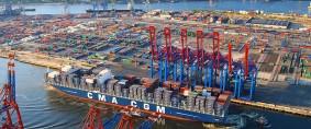 Los Puertos Top de contenedores reportan una débil demanda