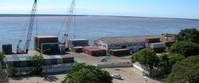 Schenker busca reactivación del puerto de Corrientes