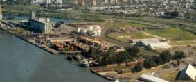 Hamburg Sud comenzó a operar en Puerto Rosario