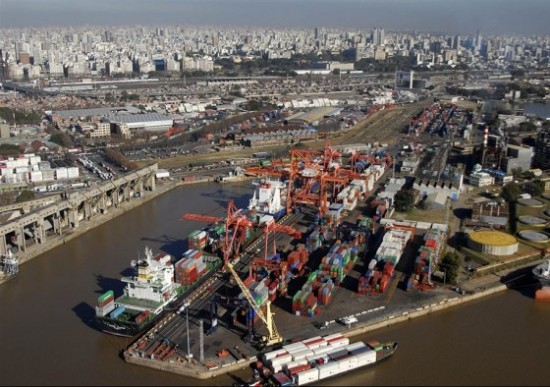 Documento de la OCDE objeta proyecto para Puerto Buenos Aires