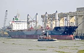 puerto de Santa Fe