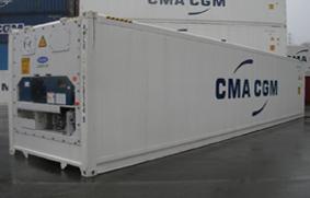 Reefer CMA CGM