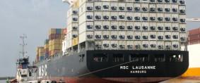La flota containera reefer crecería 20% hasta 2018