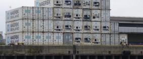 Los contenedores vacíos un desafío logístico para las navieras
