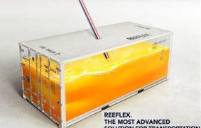 Líquidos en containers. Nuevo sistema de transporte de CMA CGM