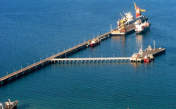 Puerto Madryn. Aduana de EE.UU. realizó inspección