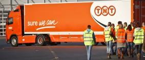 TNT Express eliminará 4.000 puestos de trabajo