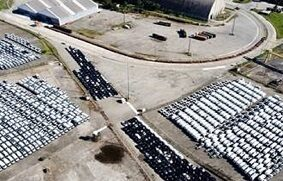Nueva Terminal de vehículos