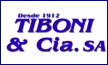Tiboni y Cia. S.R.L. (Identificación – Grabados)