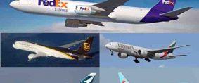 Carga aérea. Top 5 de transportistas en 2015