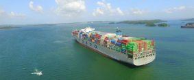 El Canal de Panamá llegó a cinco mil neopanamax