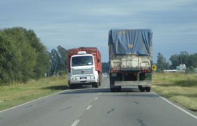 flete camionero