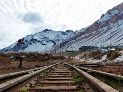 ¿La vuelta del tren Trasandino?