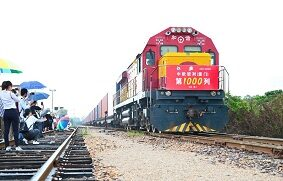 tren de cargas