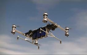 UAV de carga