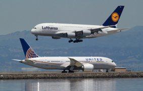 Joint Venture para carga aérea entre United y Lufthansa
