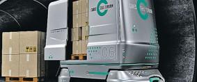 Carga Subterránea, proyecto logístico suizo