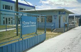Zona Franca Comodoro Rivadavia