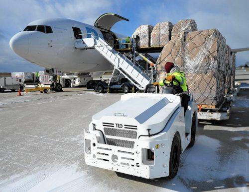 Carga Aérea, fuerte aumento en la demanda mundial