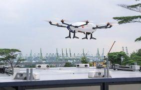 Drone de carga de Airbus realizó el primer vuelo