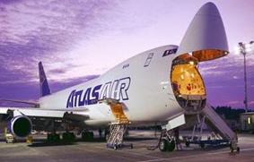 DHL y Atlas Air